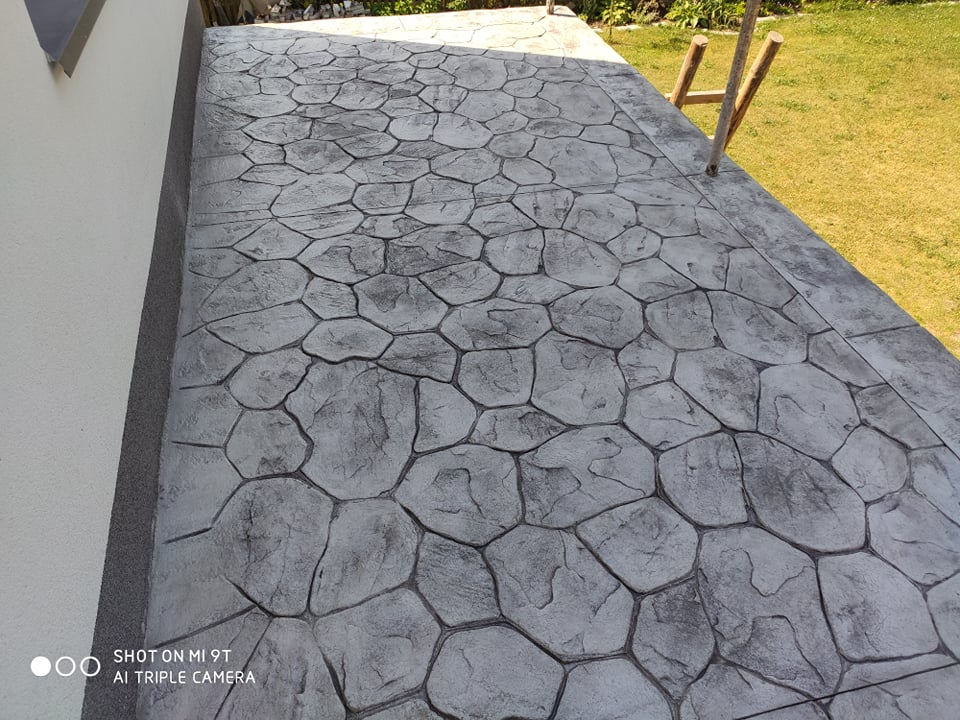 Kamień nieregularny łupek